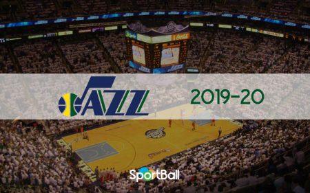 Plantilla Utah Jazz 2019-20