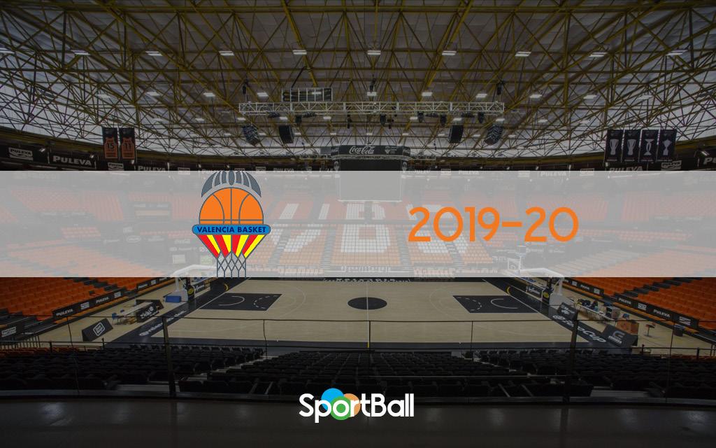 Plantilla Valencia Basket 2019-20