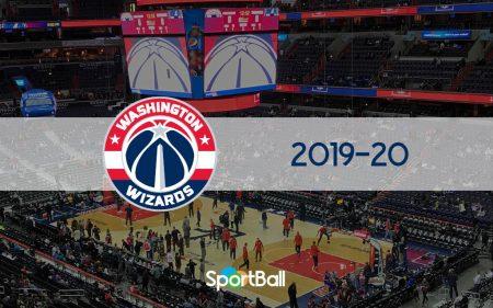 Plantilla Washington Wizards 2019-20