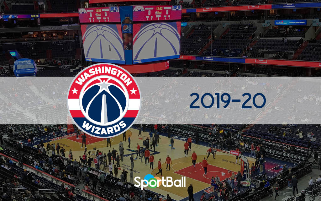 Plantilla Washington Wizards 2019-20