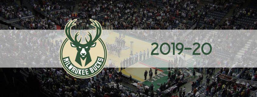 Plantilla Milwaukee Bucks 2019-20