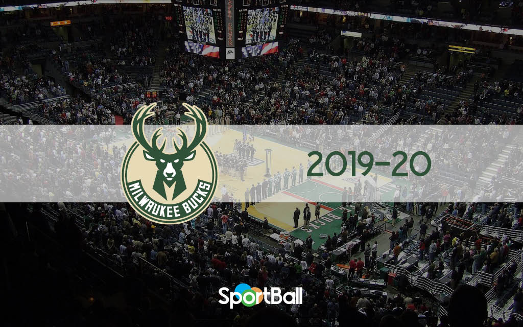Plantilla Milwaukee Bucks 2019-20
