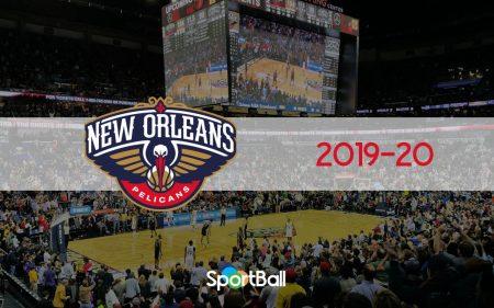 Plantilla de New Orleans Pelicans 2019-20