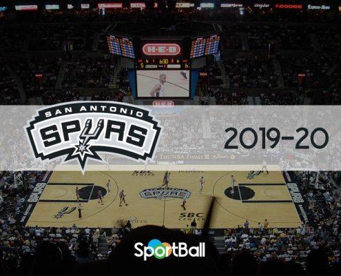 Plantilla de San Antonio Spurs 2019-20