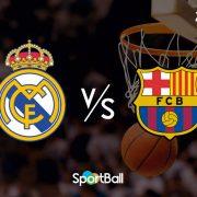 Real Madrid vs Barcelona Basket: dos caminos y una lucha entre colosos