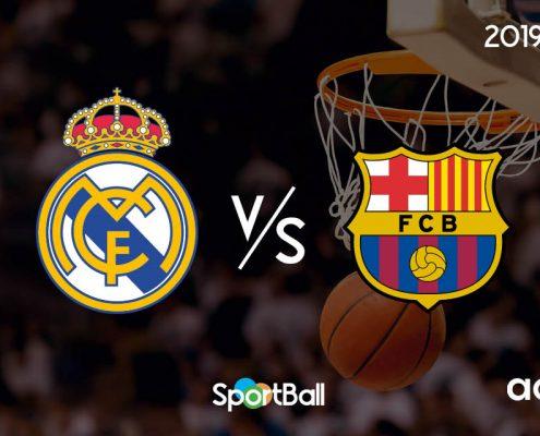 Real Madrid vs Barça Basket 2019-20