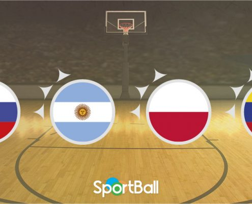 Resultados y clasificación del grupo I del Mundial de baloncesto 2019