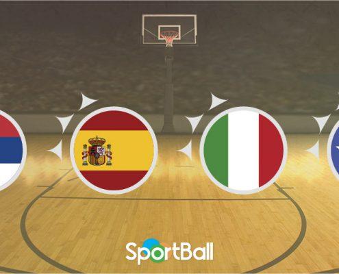 Resultados y clasificación del grupo J del Mundial de baloncesto 2019