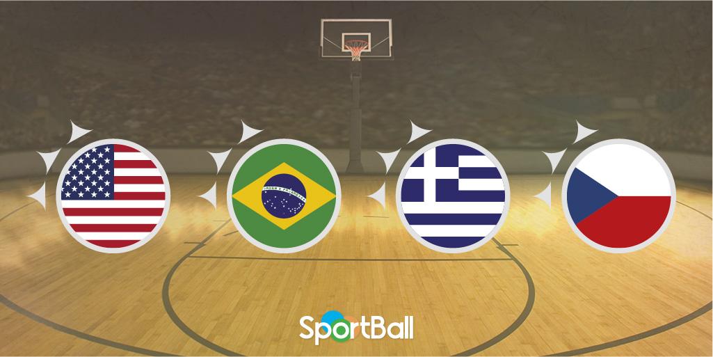 Resultados y clasificación del grupo K del Mundial de baloncesto 2019