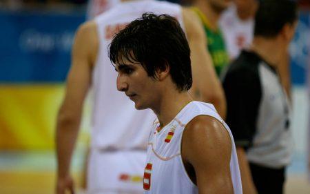 Ricky Rubio Juegos Olímpicos Pekín 2008 Selección Española