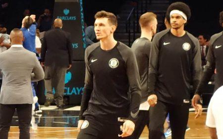 Rodions Kurucs podría ser el 4 titular de la plantilla de Brooklyn Nets 2019-2020.
