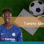 Tammy Abraham, la apuesta de Lampard en el '9' del nuevo Chelsea