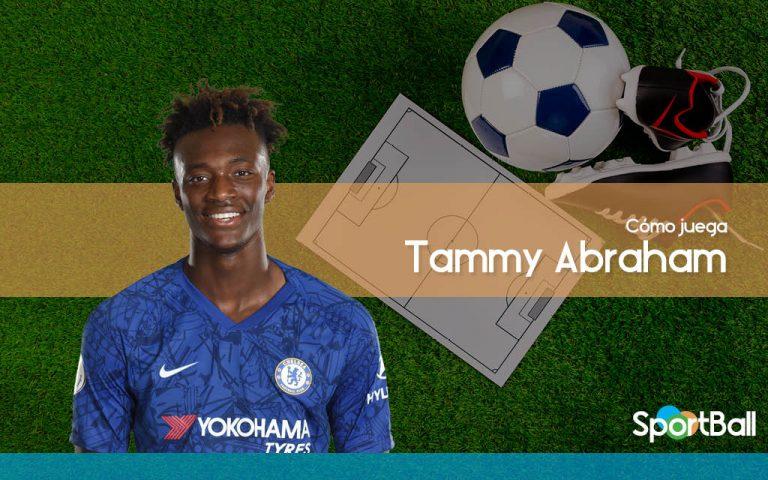 Tammy Abraham - Chelsea - Cómo juega, equipos y estadísticas