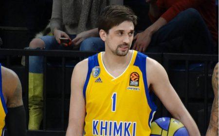 Alexey Shved es el gran líder de la plantilla del Khimki.