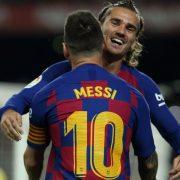 La difícil convivencia entre Griezmann y Messi en el Barça