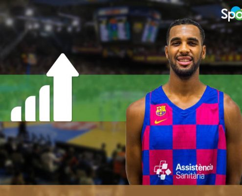 Brandon Davies FC Barcelona Baloncesto