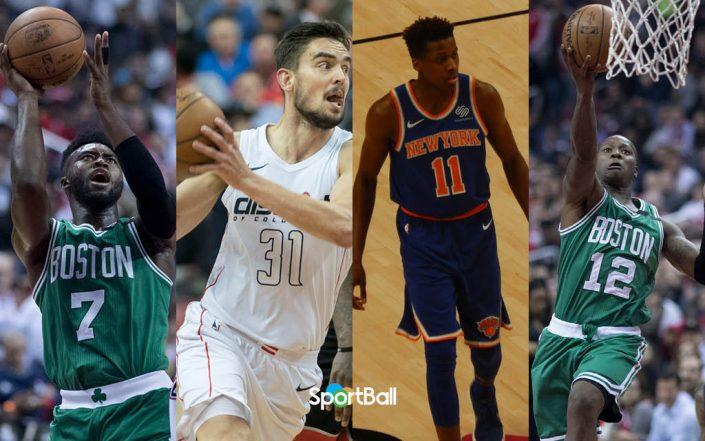 Candidatos al MIP de la NBA 2019-2020 (Jugador Más Mejorado)