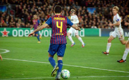 Cesc Fábregas triunfó en la élite tras despuntar en un Mundial Sub-17.