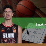 Cómo juega LaMelo Ball: nº 3 del draft por Charlotte Hornets