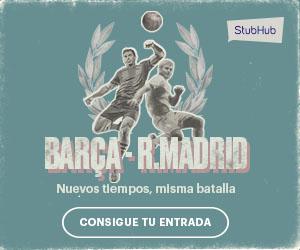 Dónde comprar entradas para el FC Barcelona - Real Madrid