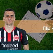 Filip Kostić, carrera labrada a base de trabajo y esfuerzo
