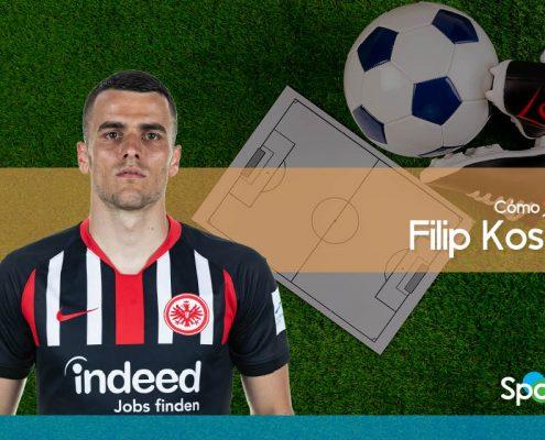 Filip Kostic - Cómo juega, equipos y estadísticas