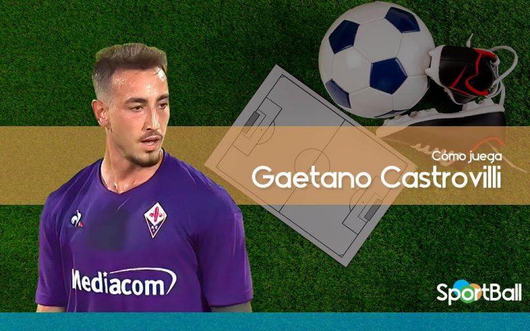 Gaetano Castrovilli - Cómo juega, equipos y estadísticas