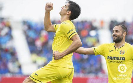 Gerard Moreno Villarreal 2019-20