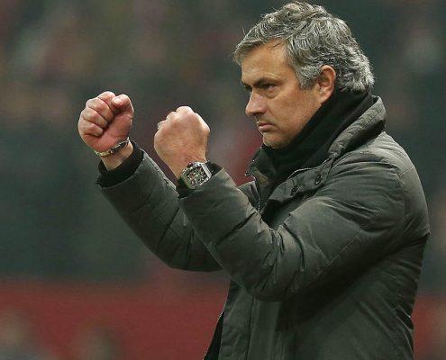 Jose Mourinho fue campeón de la Champions con el Oporto en 2004.