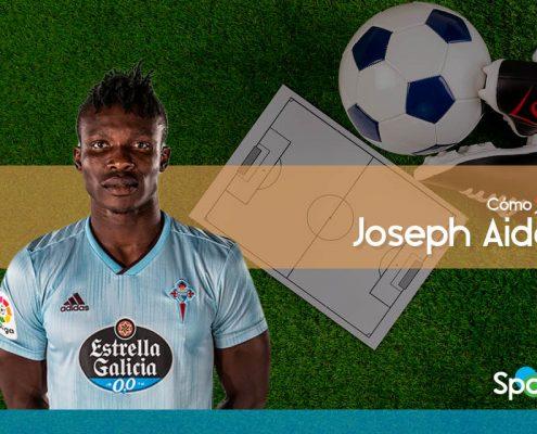 Joseph Aidoo - Cómo juega, equipos y estadísticas