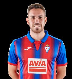 Jugadores y plantilla de la SB Eibar 2019-2020 - Edu Expósito
