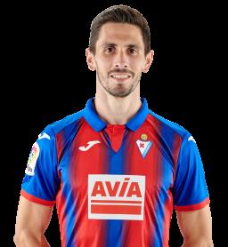 Jugadores y plantilla de la SB Eibar 2019-2020 - Paulo Oliveira