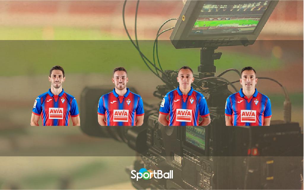 Jugadores y plantilla de la SB Eibar 2019-2020