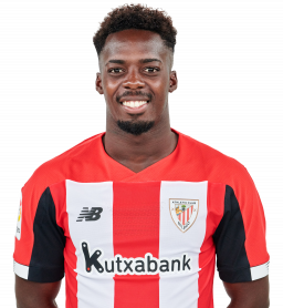 Jugadores y plantilla del Athletic de Bilbao 2019-2020 - Iñaki Williams