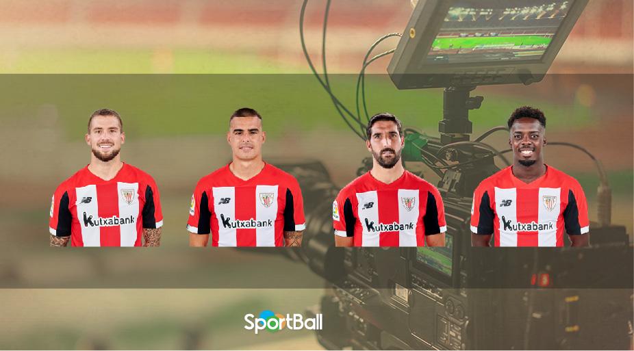 Jugadores y plantilla del Athletic de Bilbao 2019-2020