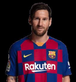 Jugadores y plantilla del Barcelona 2019-2020 - Leo Messi