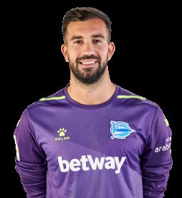 Jugadores y plantilla del Deportivo Alavés 2019-2020 - Fernando Pacheco