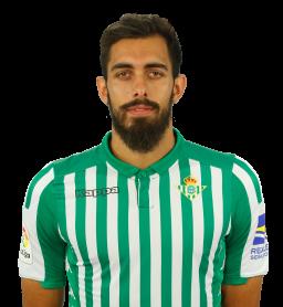 Jugadores y plantilla del Real Betis 2019-2020 - Borja Iglesias