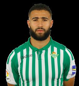 Jugadores y plantilla del Real Betis 2019-2020 - Nabil Fekir