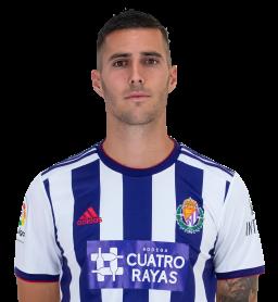 Jugadores y plantilla del Real Valladolid 2019-2020 - Sergi Guardiola
