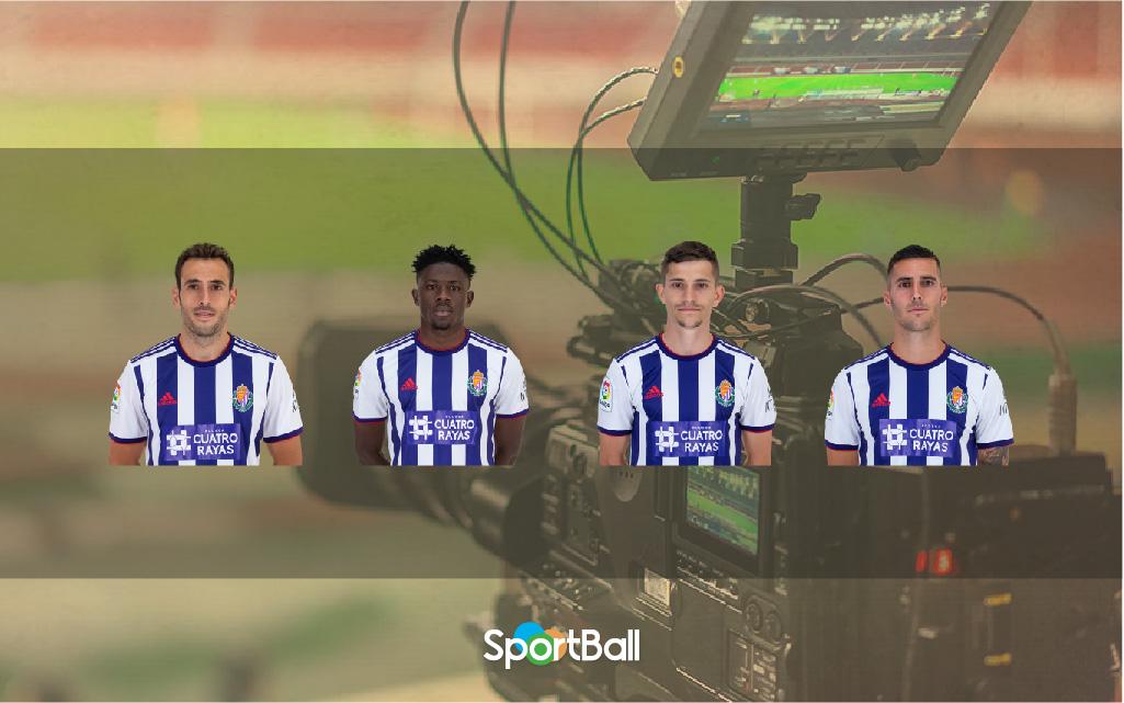 Jugadores y plantilla del Real Valladolid 2019-2020