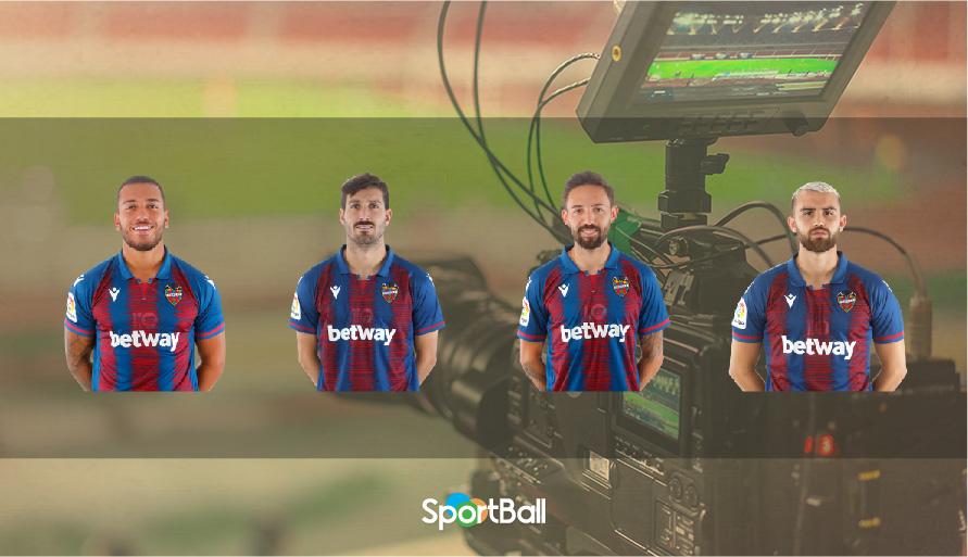 Jugadores y plantilla del UD Levante 2019-2020