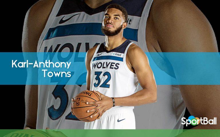 Las estadísticas de Karl-Anthony Towns, ¿candidato al MVP 2019-2020?
