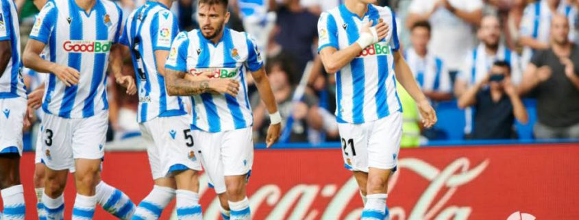 Martin Odegaard Real Sociedad 2019-2020