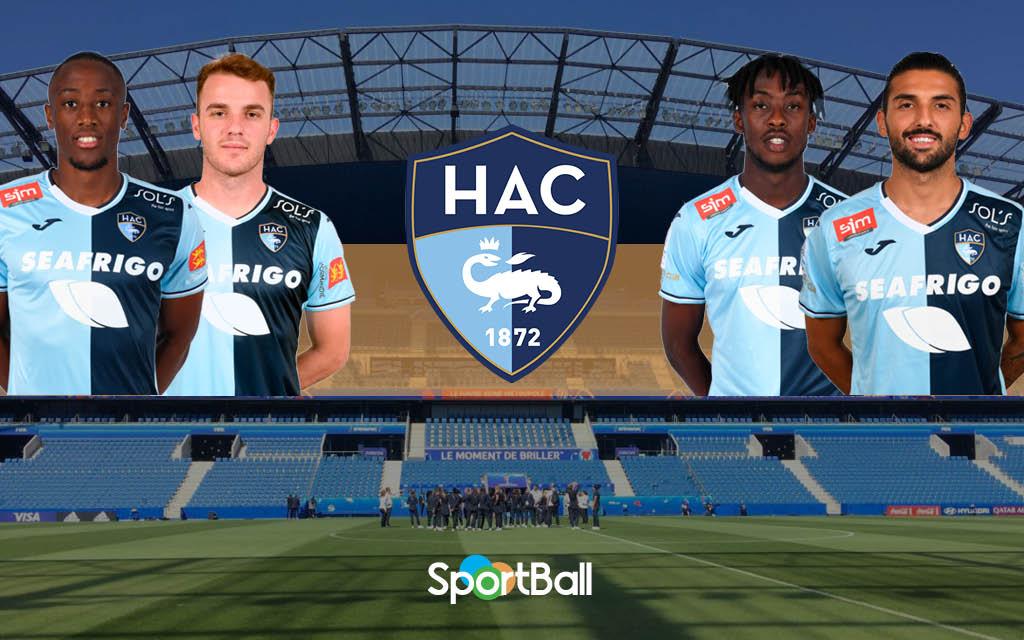 Mejores jugadores jóvenes del Le Havre AC