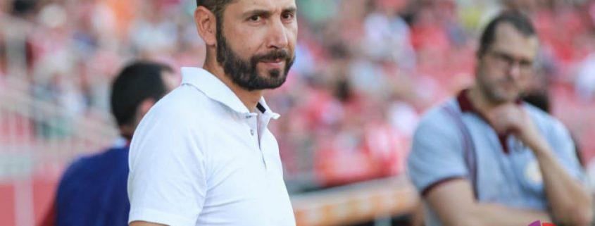 Pablo Machín, elegido para reconducir al Espanyol.