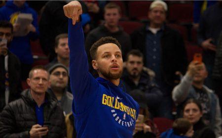 Stephen Curry es el único MVP unánime de la historia de la NBA