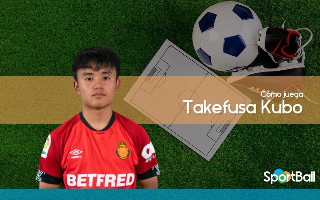 Takefusa Kubo - Cómo juega, equipos y estadísticas