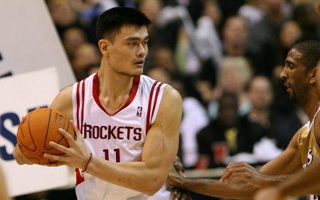 Yao Ming fue el enlace perfecto para la unión NBA-China.