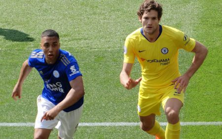 Youri Tielemans ha encontrado en el Leicester City un lugar para relanzar su fútbol.